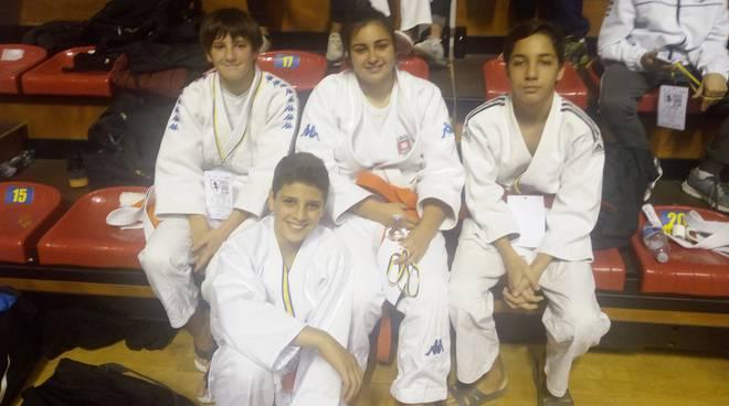 judo olimpic asti  coppa città torino 2019
