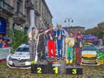 podio 5 rally del piemonte