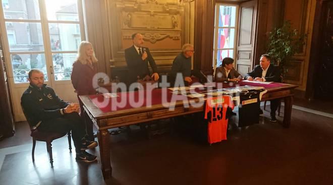 presentazione hasta volley 2019/20