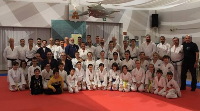 Tributo maestro lacassia kds Shotokan