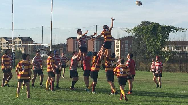 under 16 monferrato rugby