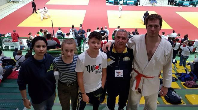 amici del judo piemonte 10112019