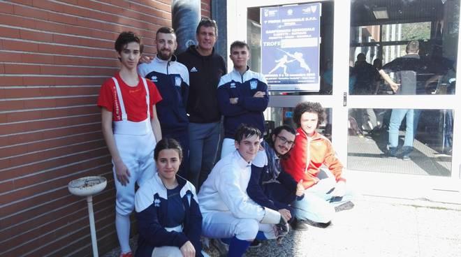 Club Scherma associati 03112019
