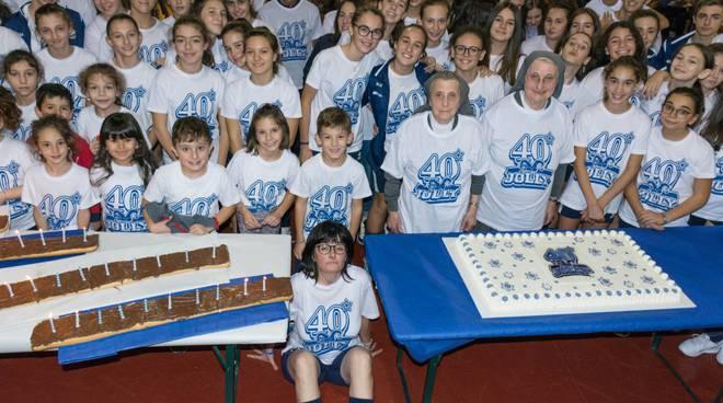festa 40 anni pgs jolly castagnole