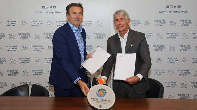 firma accordo fipt e credito sportivo