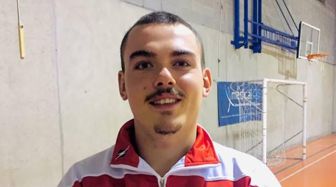 Gabriele Bodda Moncalvo Calcio a 5