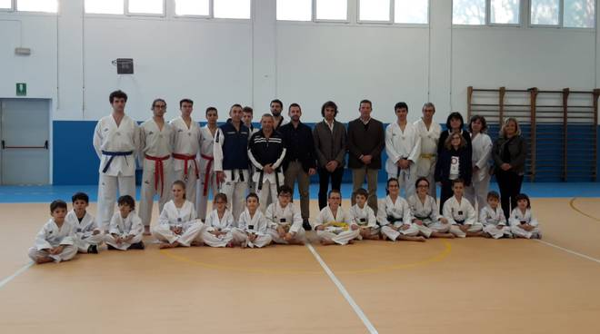 seminario taekwondo mombercelli