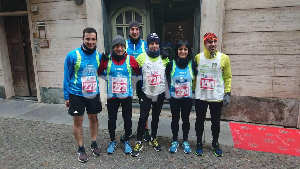 Corsa di Natale 2019 Asti