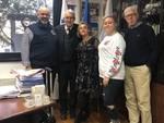 delegazione astarco a roma