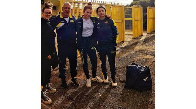 Letizia Miroglio amici judo piemonte italiani esordienti B 2019