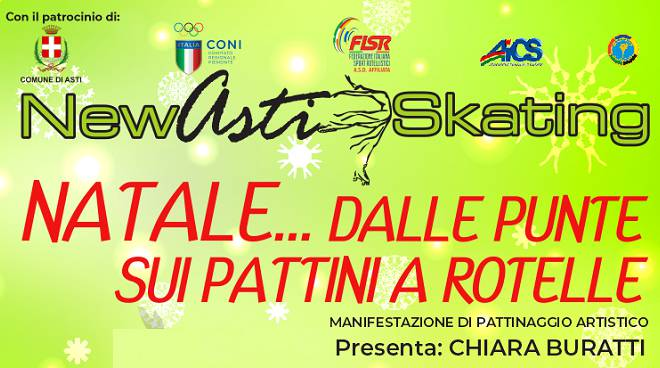 locandina natale new asti skating 2019