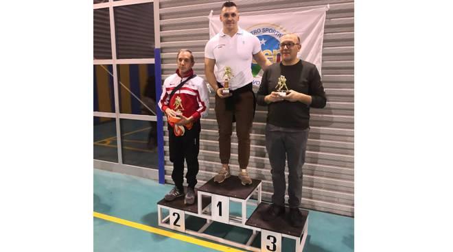 podio società trofeo natale villanova 2019