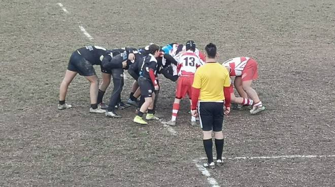 under 14 monferrato rugby