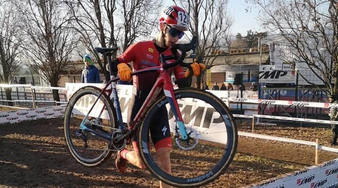 campionato italiano ciclocross 2020 andrea conti