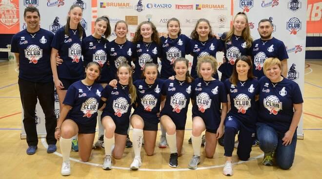 club76  playasti under 14 sereno stagione 2019/20
