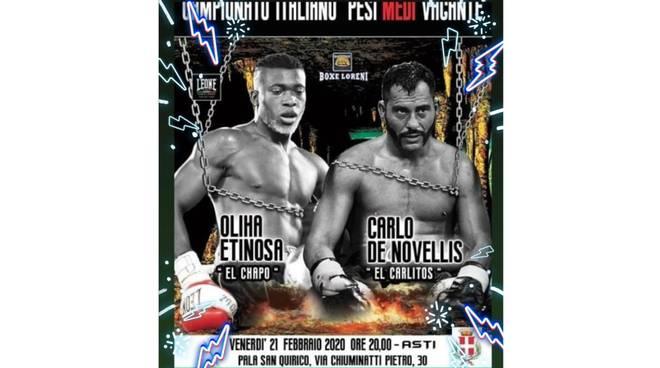 italiani boxe 21 febbraio 2020