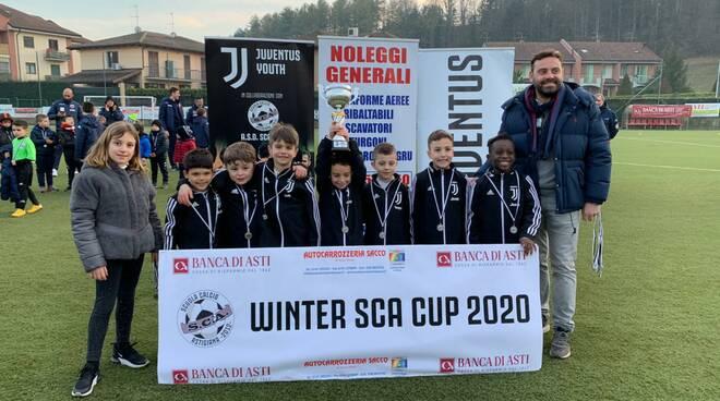 juventus vince tornei winter sca 26012020