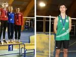 medaglie indoor giovani astigiani