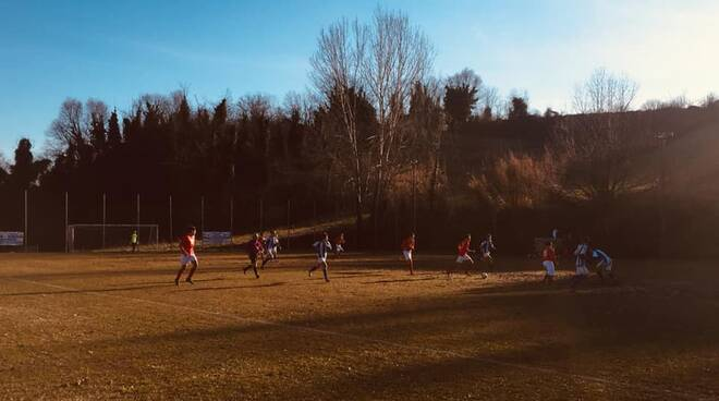 moncalvo calcio juniores gennaio 2020