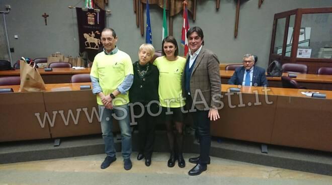 Premiazione Fidal Asti 2019