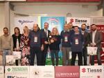 premiazione torneo borghi bocce 2019 San Damiano