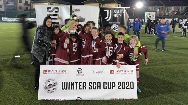 torino vince winter sca 2020 under12