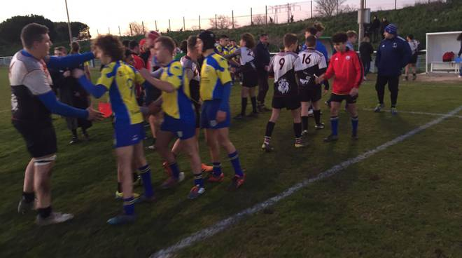 under 18 monferrato rugby in francia