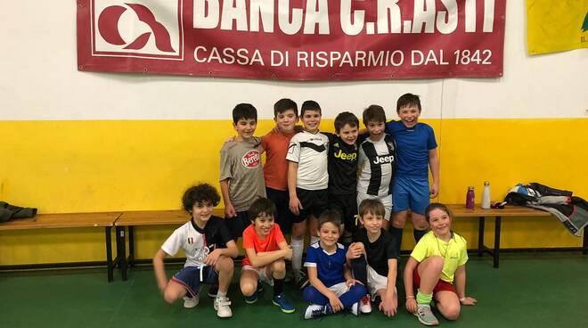 under 8 libertas antignano 2019/20
