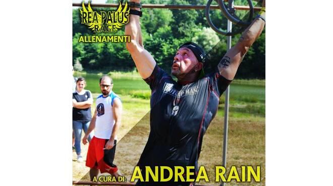 andrea rain