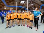 Cadette hammer team Aosta