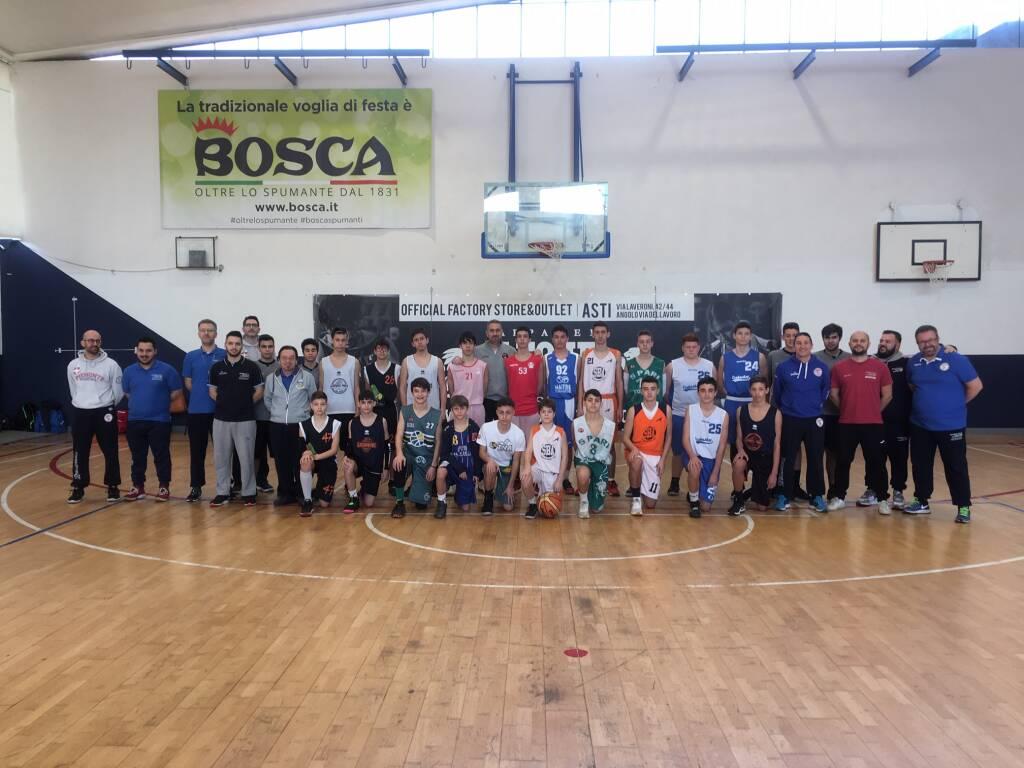 centro tecnico federale basket asti