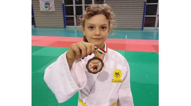 emma cochior scuola judo shobukai