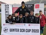 juventus primi calci 2012 vince winter sca cup