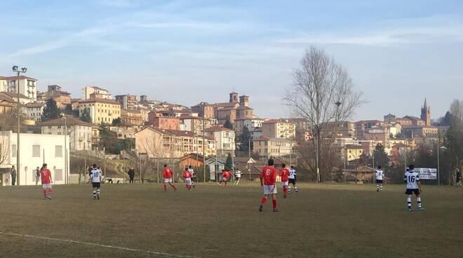 moncalvo calcio a 5 repertorio Juniores