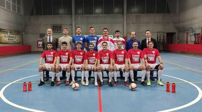 moncalvo calcio prima squadra 2019/20