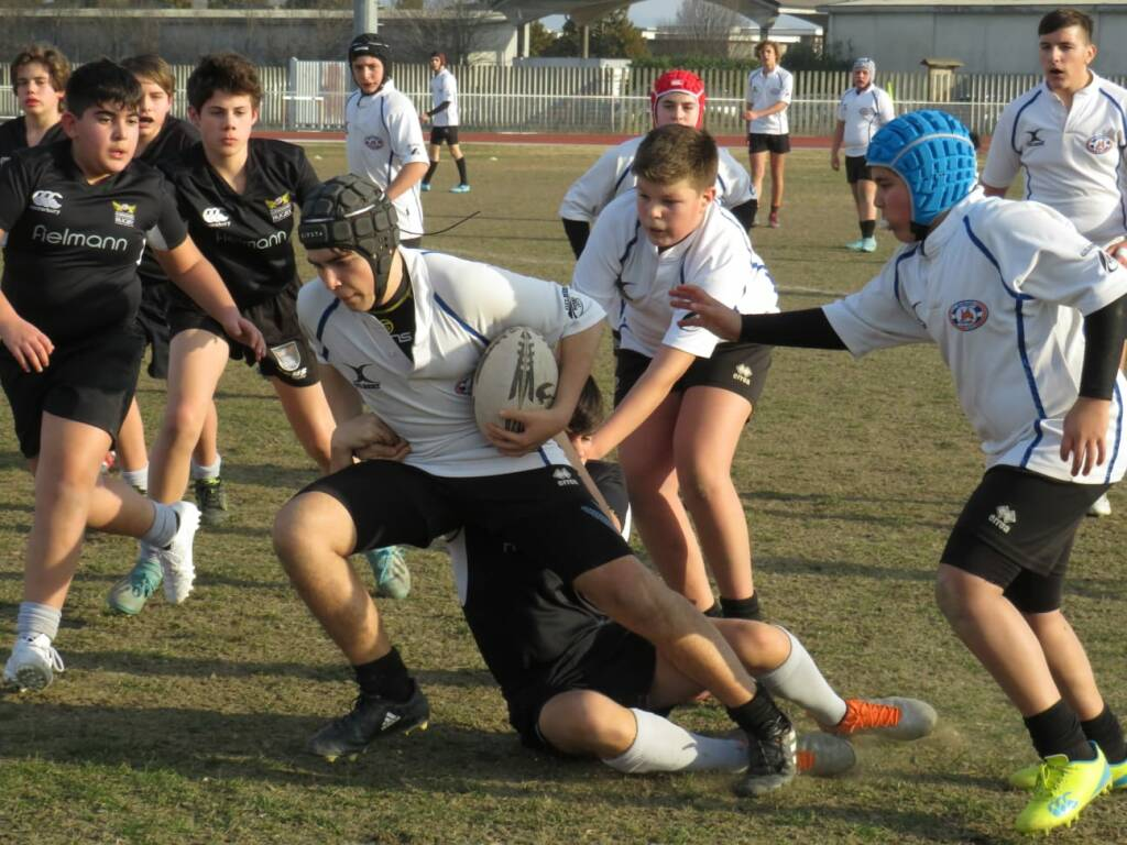 under 14 monferrato rugby 15022020