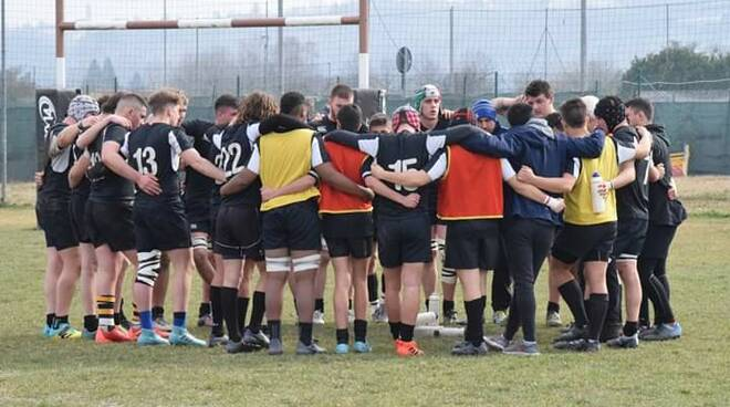 under 16 monferrato rugby 16022020