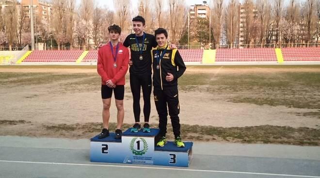 Gianmarco Novara atletica asti 2.2