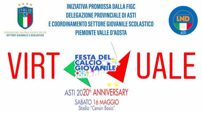 festa calcio giovanile 2020 virtuale