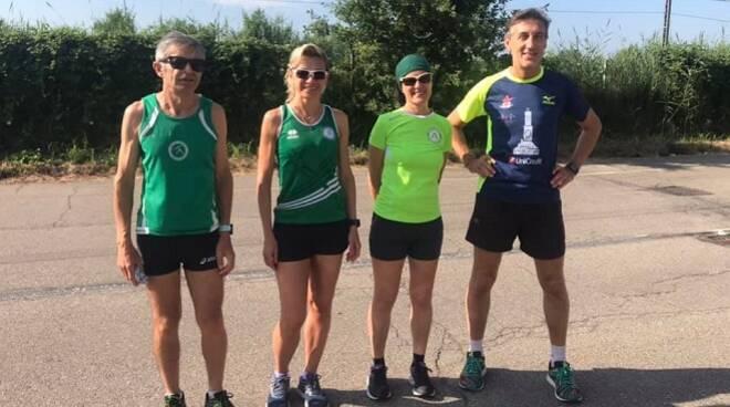 partecipanti 5 km
