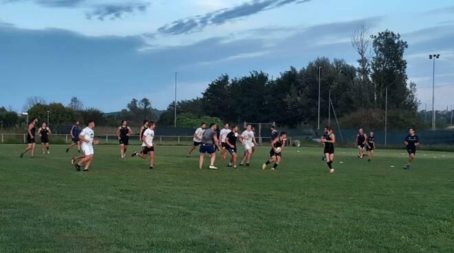 monferrato rugby inizio preparazione 2020/21