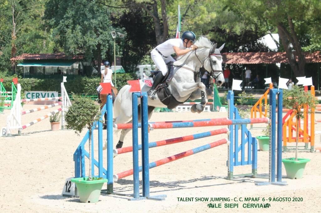 Pietro Serratore vince la categoria Youth Future under 18