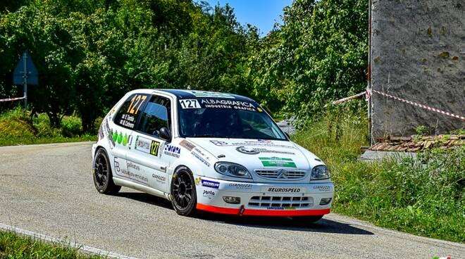 vincenzo torchio mauro carlevero rally alba 2020 foto credit magnano