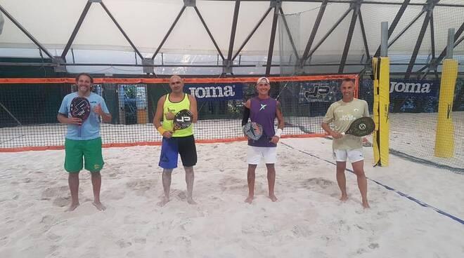 amici del tennis beach tennis