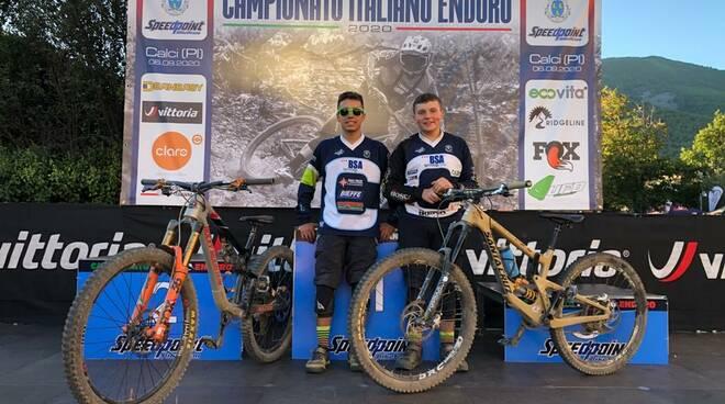 campionati italiani enduro 2020 pedale canelles