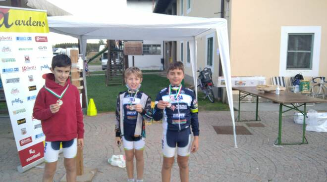 pedale canellese Trofeo Ardens