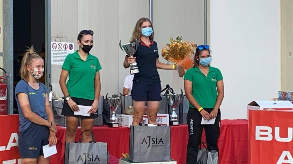 Trofeo Bussolati Asfalti matilde vitillo