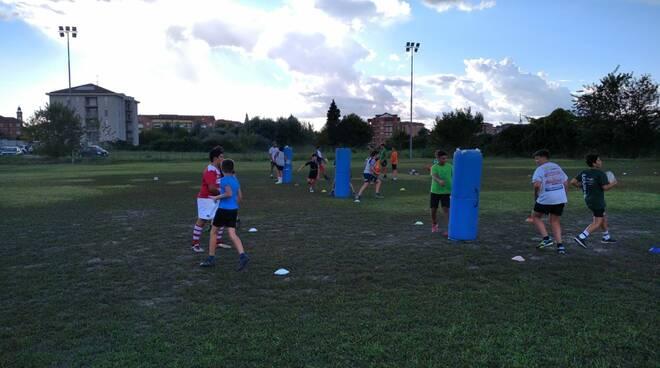under monferrato rugby ripresa allenamenti