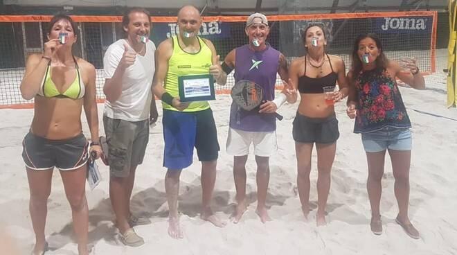 amici del tennis beach tennis serie C