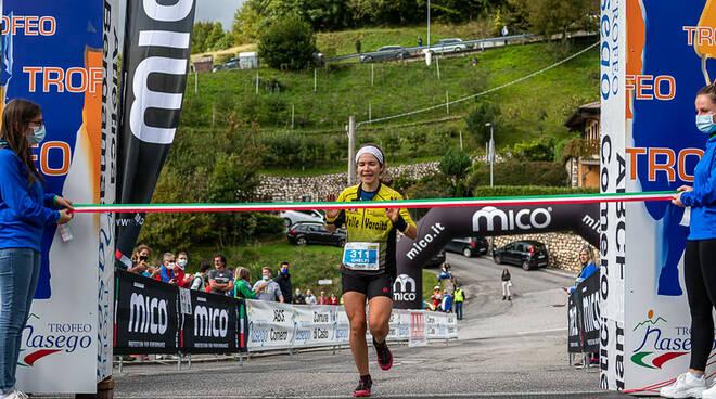 Francesca Ghelfi campionati italiani lunghe distanza montagna credit Damiano Benedetto e Marco Gulberti